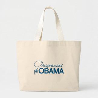 Oregonians for Obama -.png Tote Bag