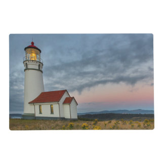 Oregon's oldest lighthouse at Cape Blanco State Placemat
