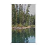 Oregon's Waldo Lake Canvas Prints