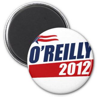 O'REILLY 2012 2 INCH ROUND MAGNET