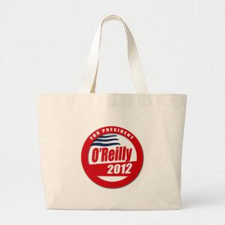 O'Reilly 2012 button Bags
