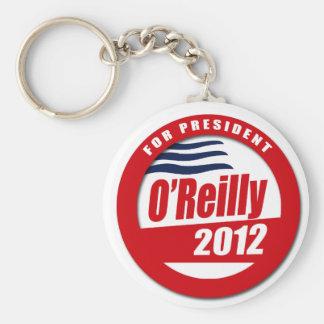 O'Reilly 2012 button Basic Round Button Keychain