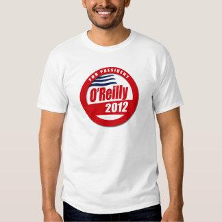 O'Reilly 2012 button Tee Shirt