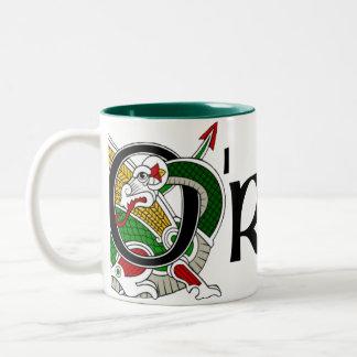 O'Reilly Celtic Dragon Mug