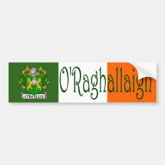 O'Reilly Clan Irish/English Bumper Sticker