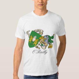 O'Reilly Family Crest Shirts