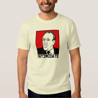 Oreilly - intimide remera