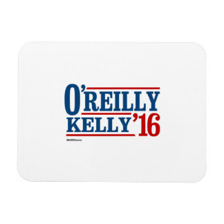 O'Reilly Kelly 2016 Magnet