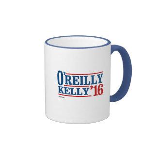 O'Reilly Kelly 2016 Taza A Dos Colores