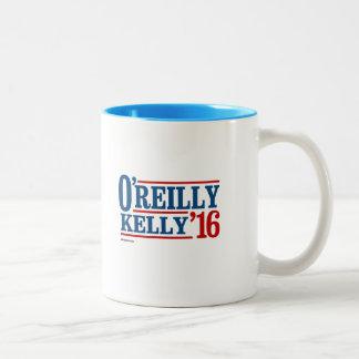 O'Reilly Kelly 2016 Taza Dos Tonos