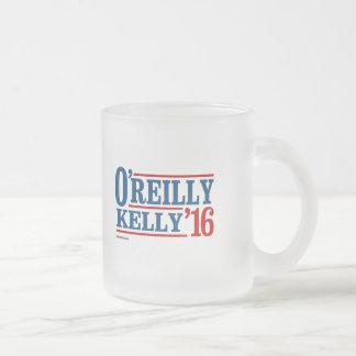O'Reilly Kelly 2016 Taza Cristal Mate