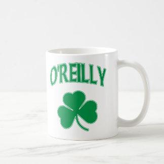 O'Reilly Shamrock Coffee Mug
