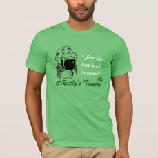 O'Reilly's Tavern - For the best head in town! T-Shirt
