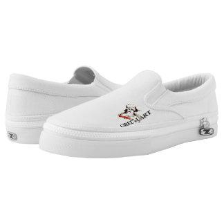 OREL eL ART Slip-On Sneakers