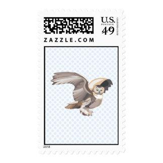 Oren Owl Postage Stamps