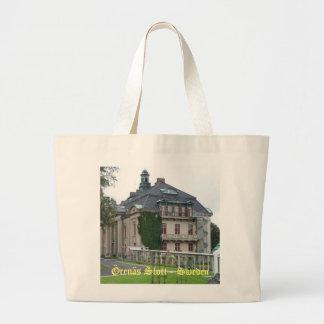 Orenas Slott - Sweden Jumbo Tote Bag