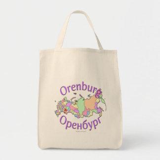 Orenburg Russia Tote Bag