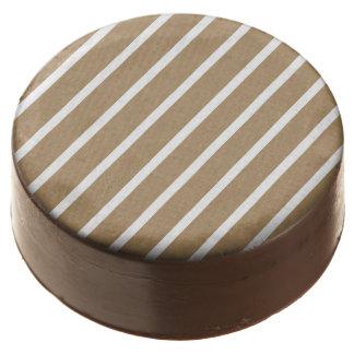 Oreo Cookies strip White-Gold