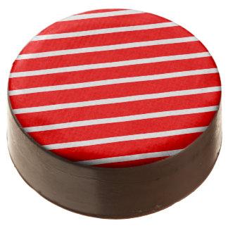 Oreo Cookies stripe White-Red