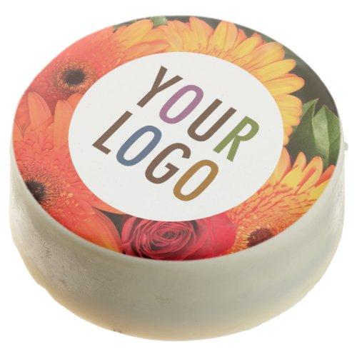 Oreo Corporate Logo Cookies Edible Photo Cookies