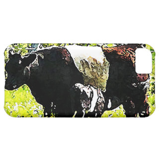 Oreo Cow and Calf in Maine Cover For iPhone 5C