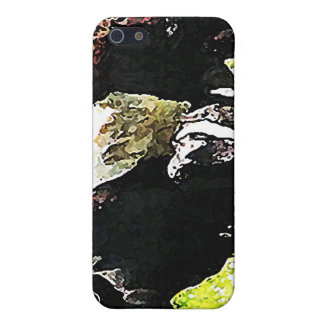 Oreo Cow and Calf in Maine iPhone SE/5/5s Cover