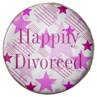 Oreo sumergido feliz divorciado