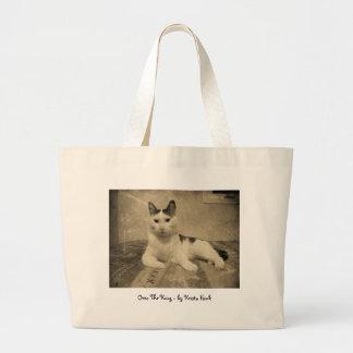 Oreo The King Canvas Bag