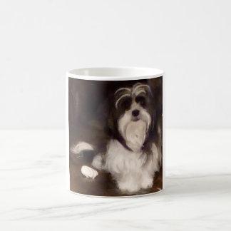 Oreo the Shih-poo Coffee Mug