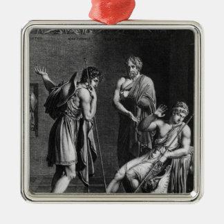 Orestes y Pyrrhus Ornamente De Reyes