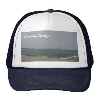 Oresund Bridge Mesh Hats