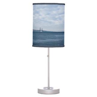 Oresund bridge lamps