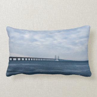 Oresund Bridge Pillow