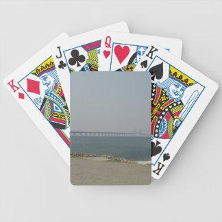 Oresund Bridge Deck Of Cards