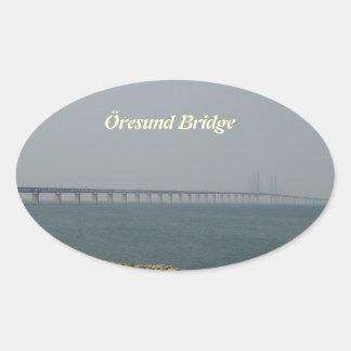 Oresund Bridge Sticker