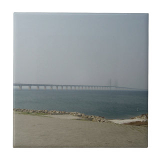 Oresund Bridge Tile