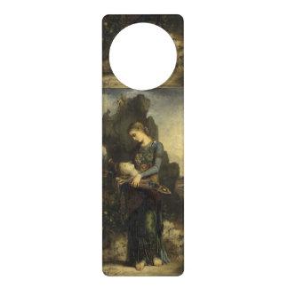 Orfeo de Gustave Moreau Colgador Para Puerta