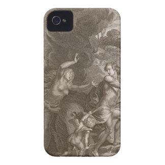 Orfeo, Eurydice principal fuera del infierno, mira iPhone 4 Coberturas