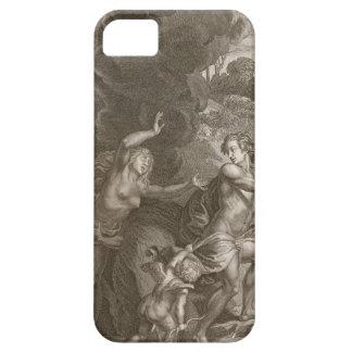 Orfeo, Eurydice principal fuera del infierno, mira iPhone 5 Fundas