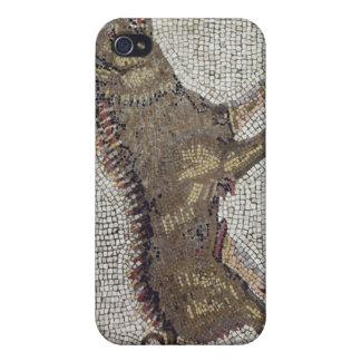 Orfeo que encanta los animales iPhone 4 cárcasas