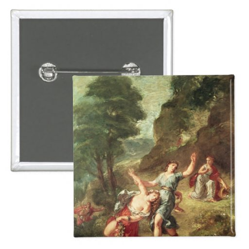 Orfeo y Eurydice, primavera Pin