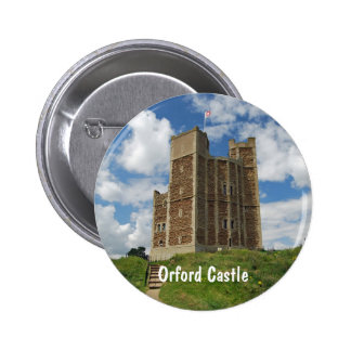Orford Castle Button