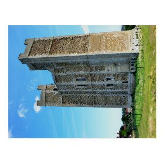 Orford Castle Suffolk Postcard