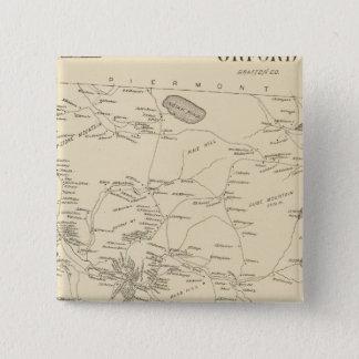 Orford, Grafton Co Pinback Button