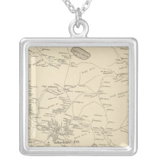 Orford, Grafton Co Silver Plated Necklace
