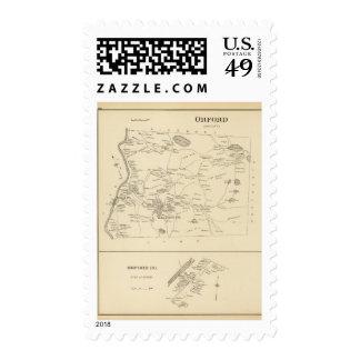 Orford, Grafton Co Stamp