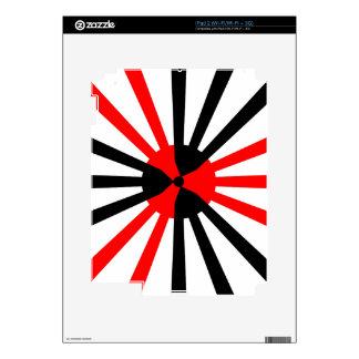 Org del reino de Nuc iPad 2 Calcomanías