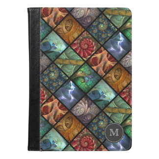 """""""Orgaenica"""" Fractal Polyptych Monogrammed Case"""