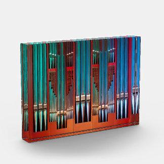 Organ award block