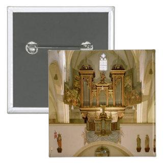Organ, c.1618 pins